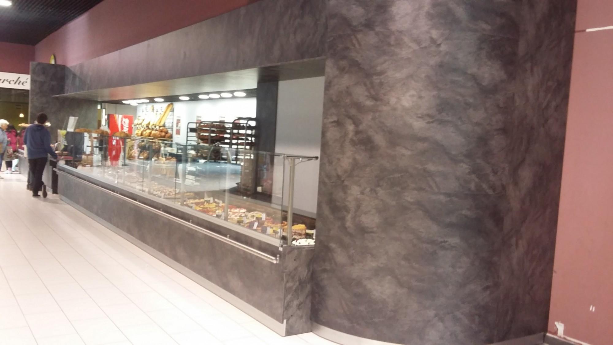 mobilier de boulangerie DM Industries