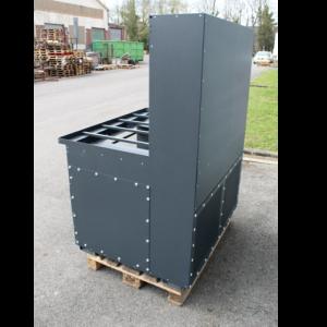 Conception et fabrication sur mesure de tables aspirantes pour l'aéronautique par DM Industries